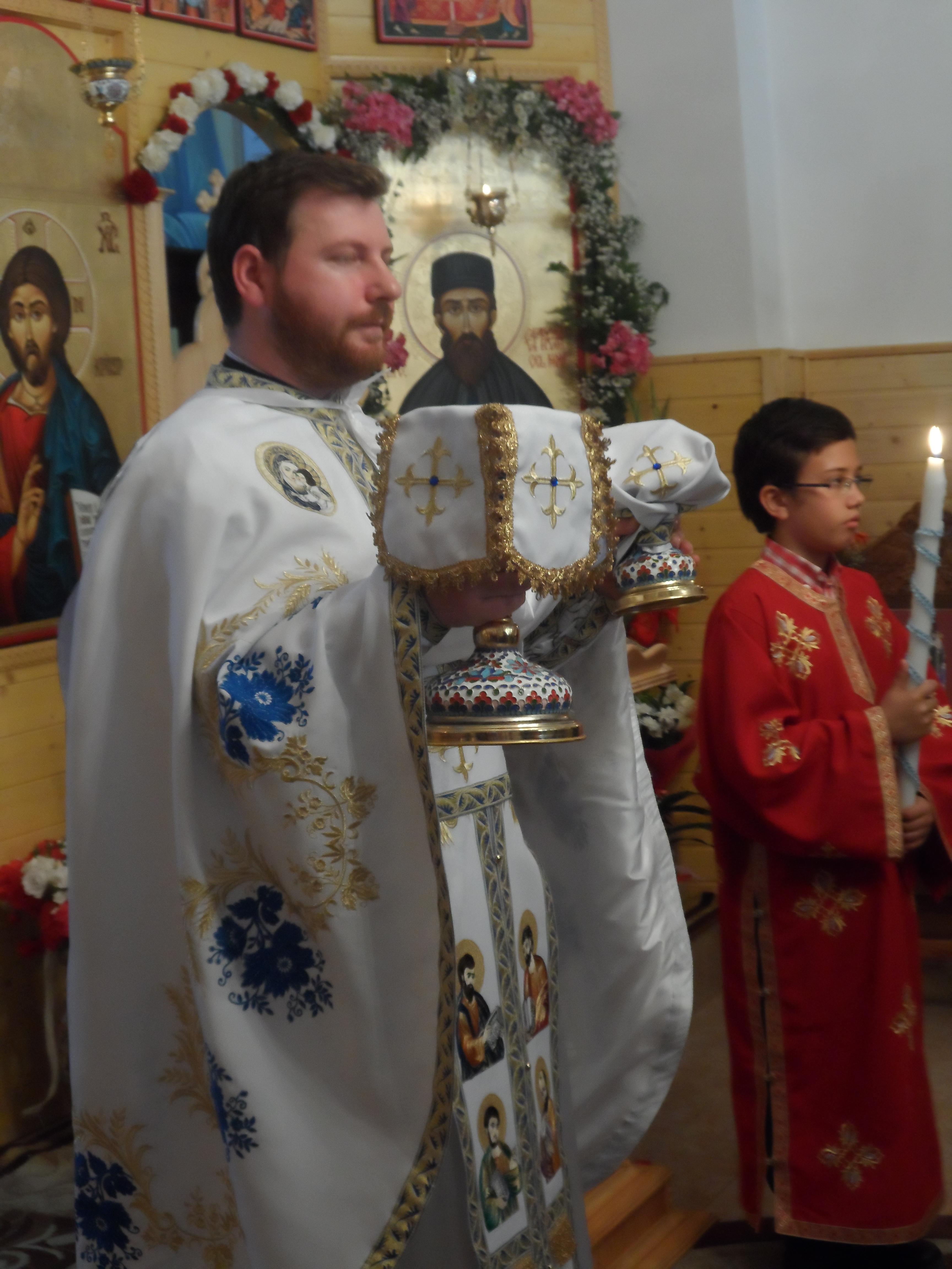 preot paroh