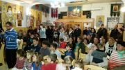 copiii la concertul lui sasarman 2015